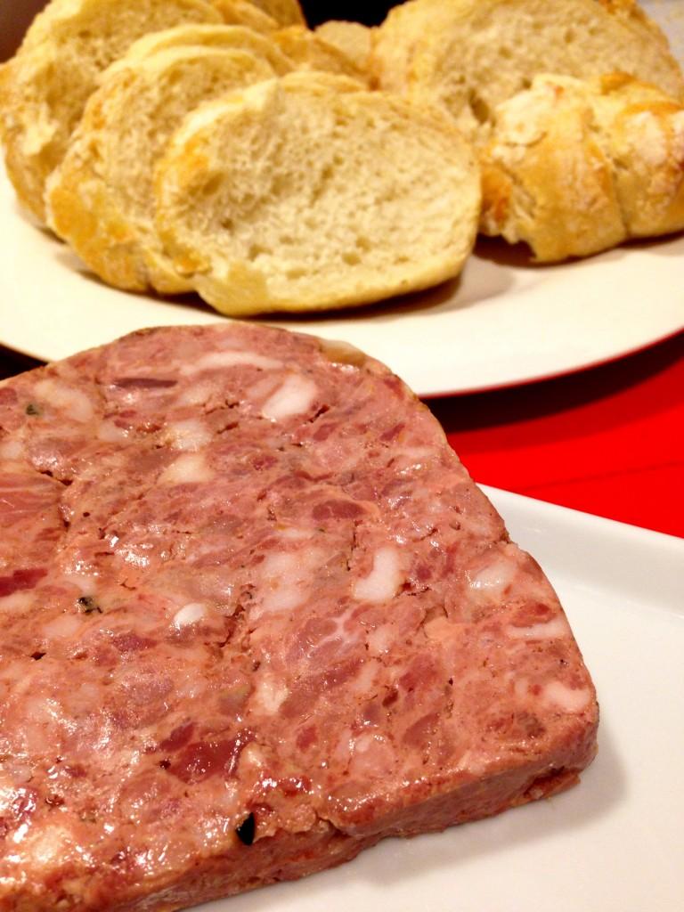Pate Campagne 768x1024 - Sabores da França do chef Alain Poletto