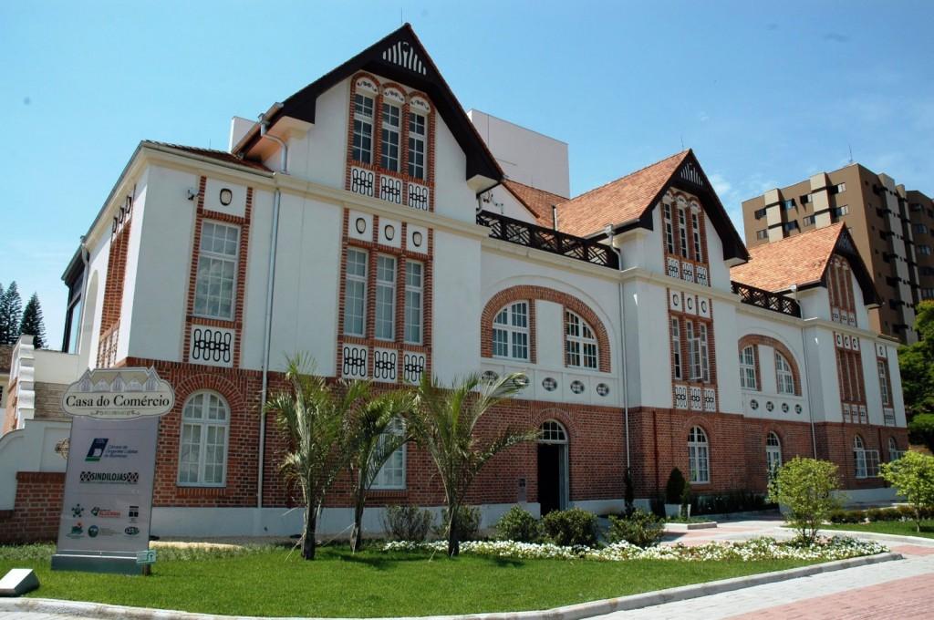 casa do comercio 1024x680 - SC Gourmet Conheça Blumenau