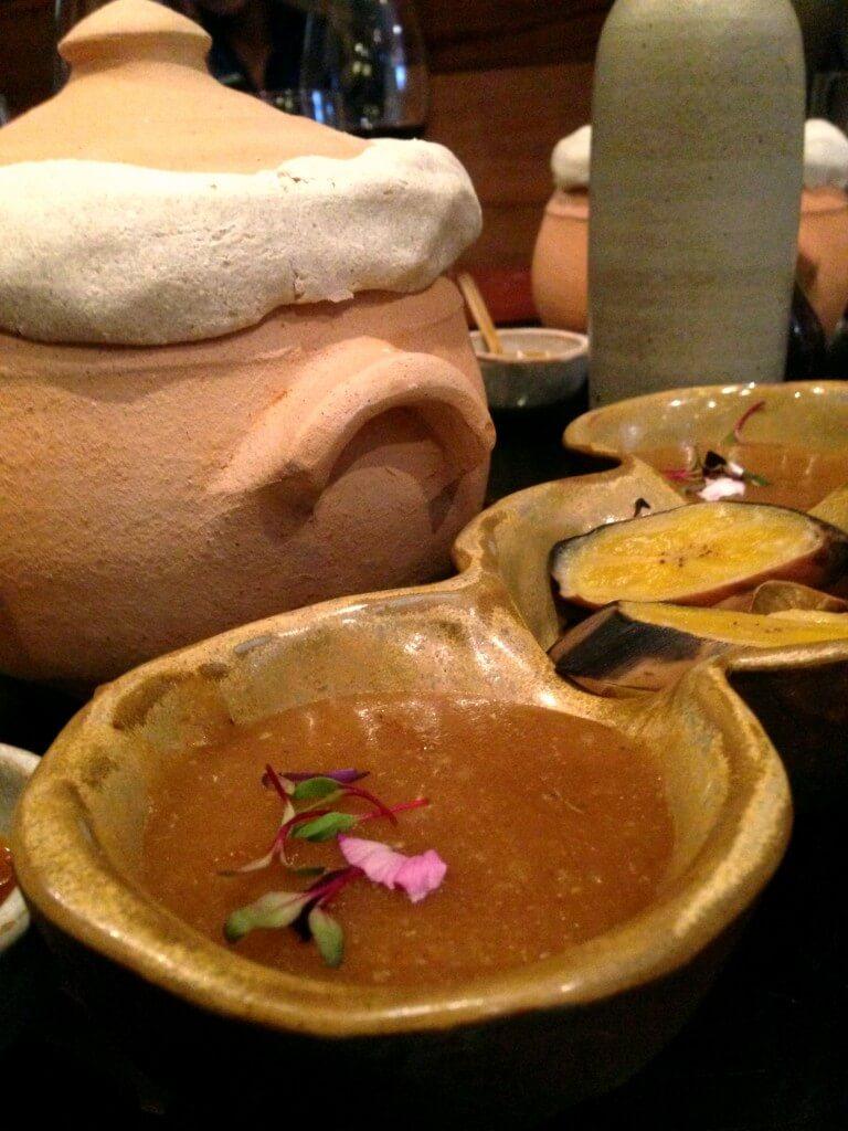 Brasil a Gosto Barreado Acompanhamentos foto Cuecas na Cozinha 768x1024 - Restaurante Brasil a Gosto da chef Ana Luiza Trajano