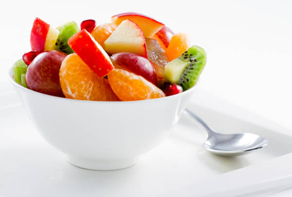 Salada de Frutas com Azeite