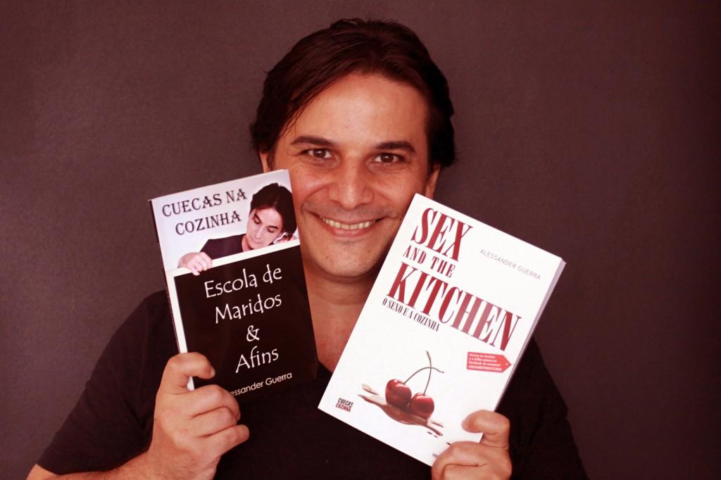Alessander Sex and the Kitchen e Escola de Maridos1 1024x682 - Promoção Livros