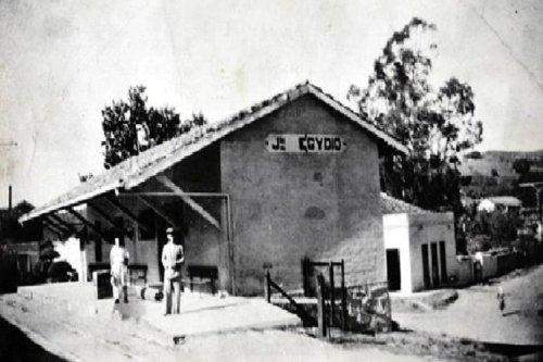 jegidio9201 site Estações Ferroviárias - Restaurante Estação Marupiara - Campinas