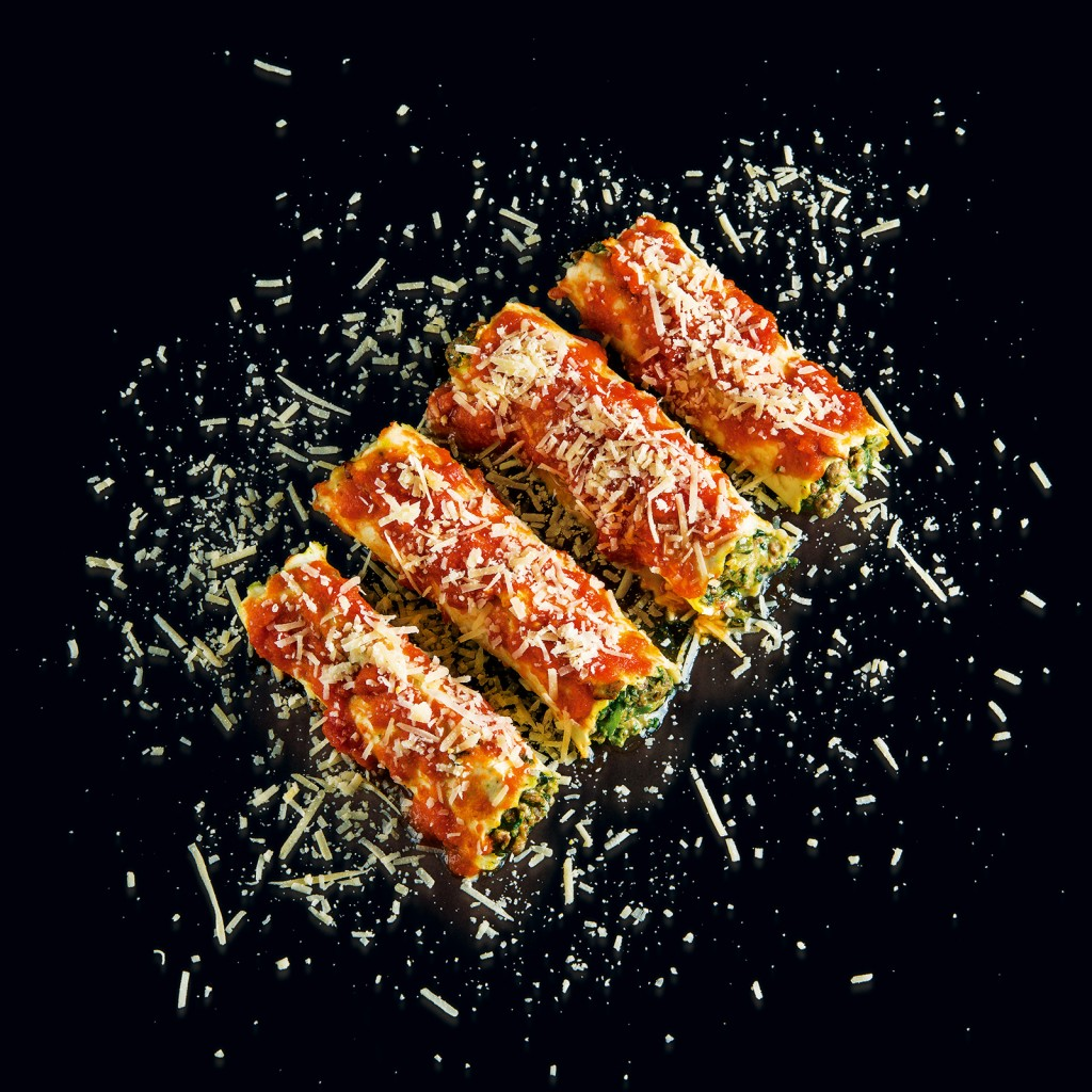 Chefs Pasta Luiza Fittipaldi Cannelloni 1024x1024 - Livro Chefs Pasta