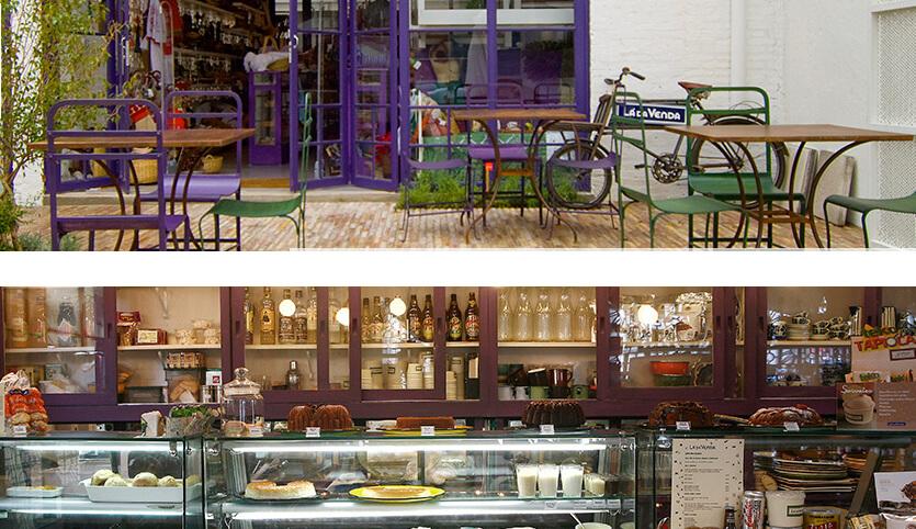 Lá da Venda - 10 Lugares para comer em São Paulo