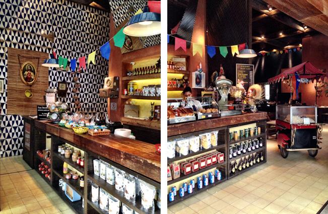Mercadinho Dalva e Dito - 10 Lugares para comer em São Paulo