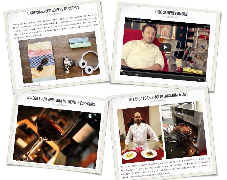 2 - Agência de Conteúdo e Produção Digital - Cuecas na Cozinha