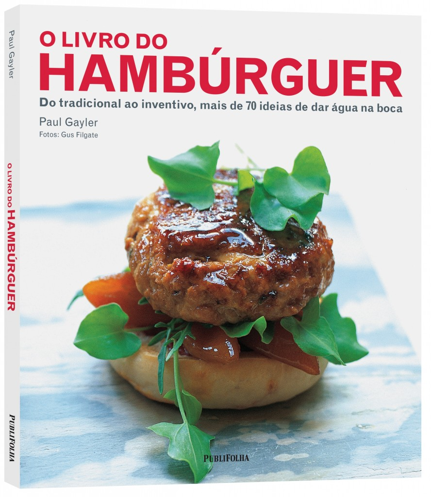 O livro do hamburguer 888x1024 - O Livro do Hambúrguer