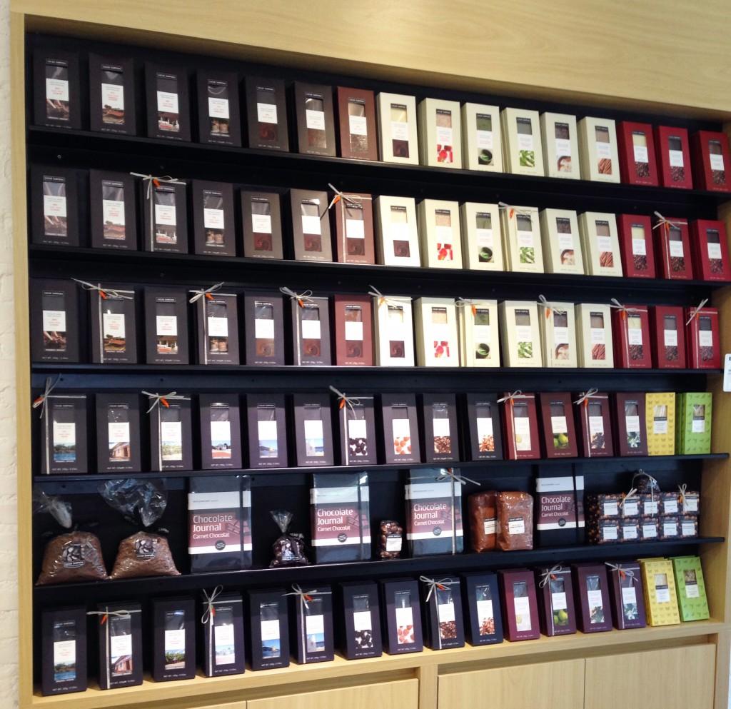 Cacao Sampaka Tabletes foto Cuecas na Cozinha 1024x993 - Cacao Sampaka chocolateria