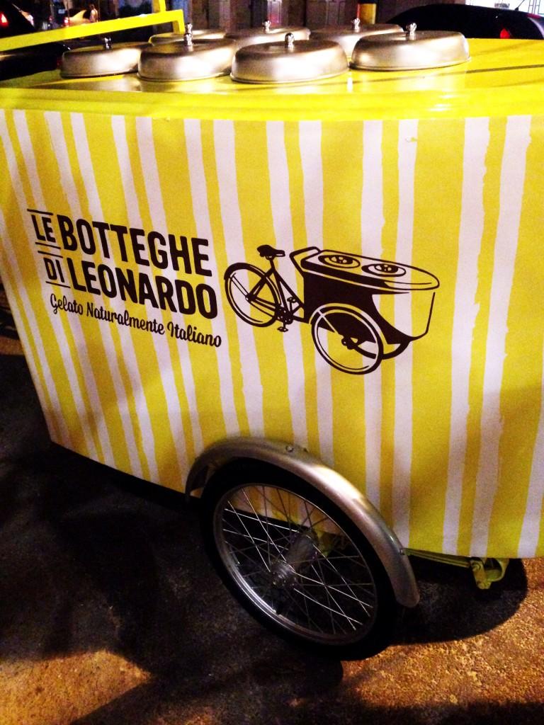 Le Botteghe di Leornado bicicleta 768x1024 - Le Botteghe di Leonardo gelateria