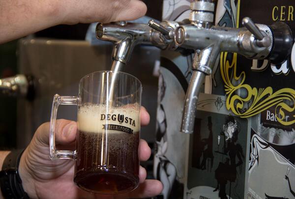 Degusta Beer Home - Degusta Beer & Food