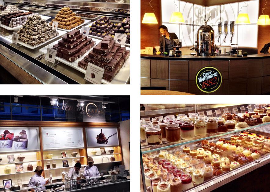 Eataly cafe e doce foto Cuecas na Cozinha - Eataly São Paulo