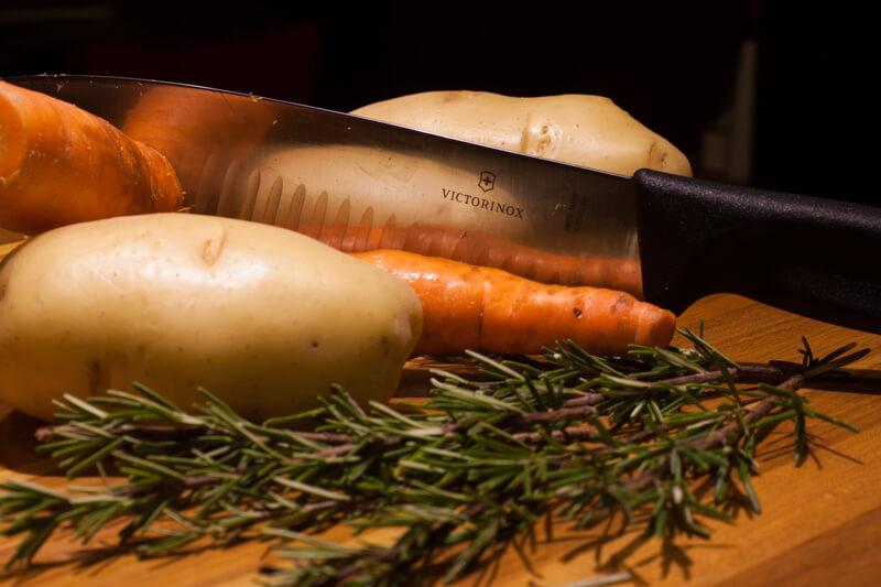 Victorinox - Carne de Porco Assada