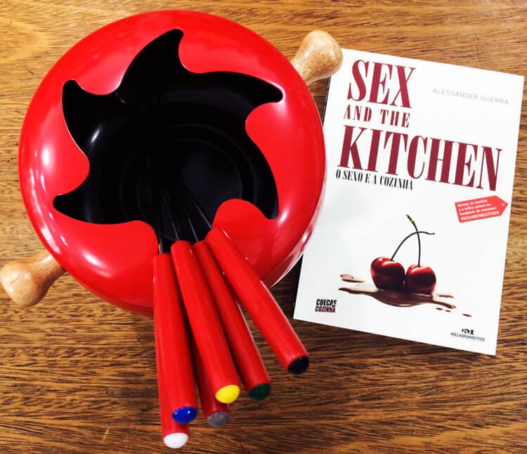 Kit Fondue - Presentes para o Dia dos Namorados
