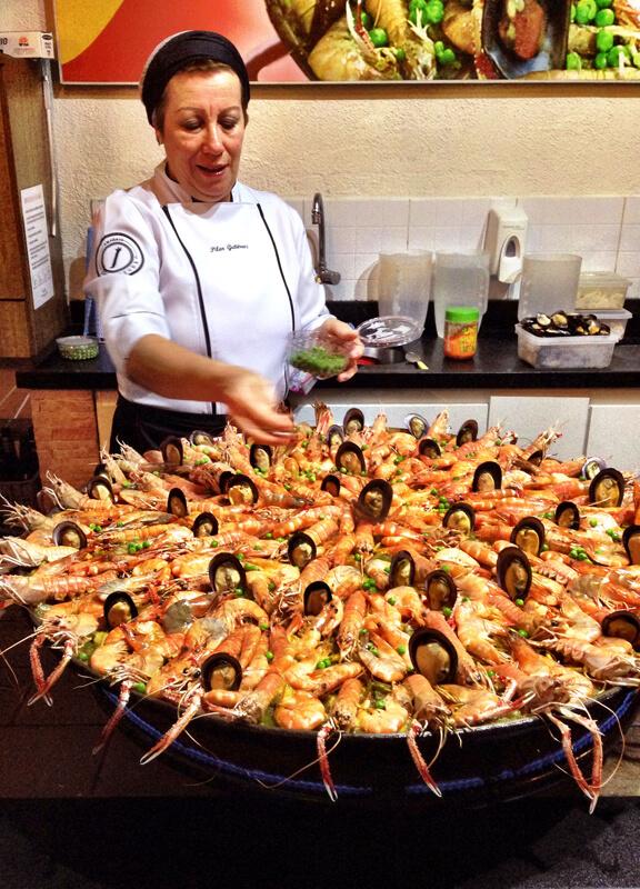 Paellas Pepe foto Cuecas na Cozinha11 - Paellas Pepe