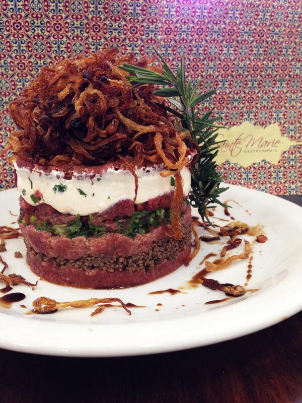 Sainte Marie Kibe Montado foto Cuecas na Cozinha - Sainte Marie Gastronomia