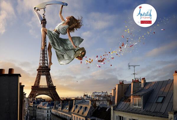 Apéritif à la française 2015
