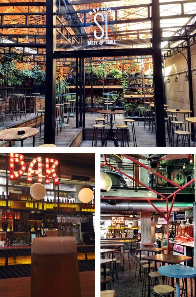 Mercado de San Ildefonso Madri foto Cuecas na Cozinha 675x1024 - Onde Comer em Madri