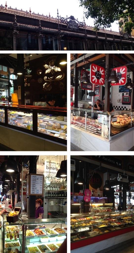 Mercado de San Miguel Madri foto Cuecas na Cozinha 543x1024 - Onde Comer em Madri