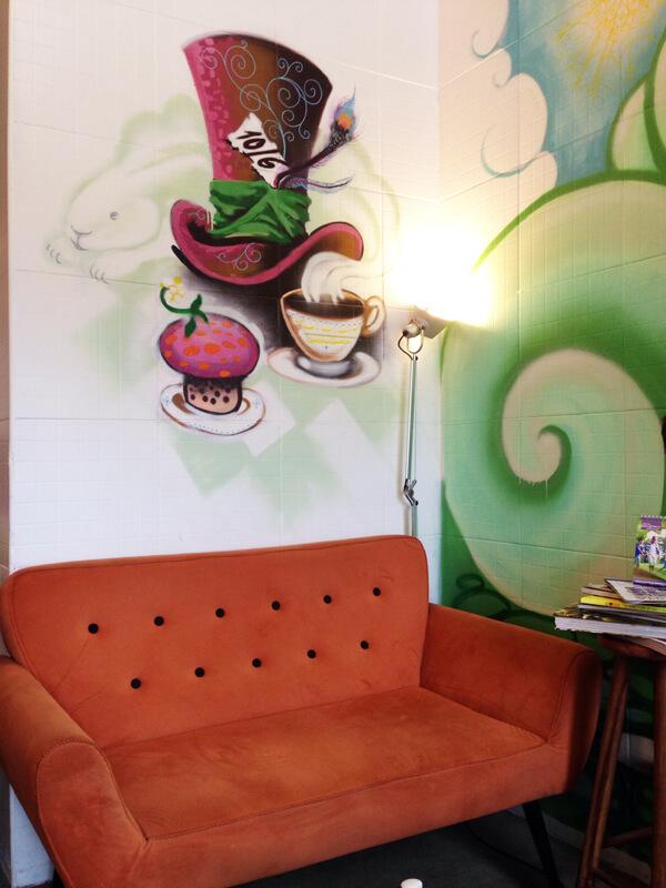 Alice Café1 - Alice Café