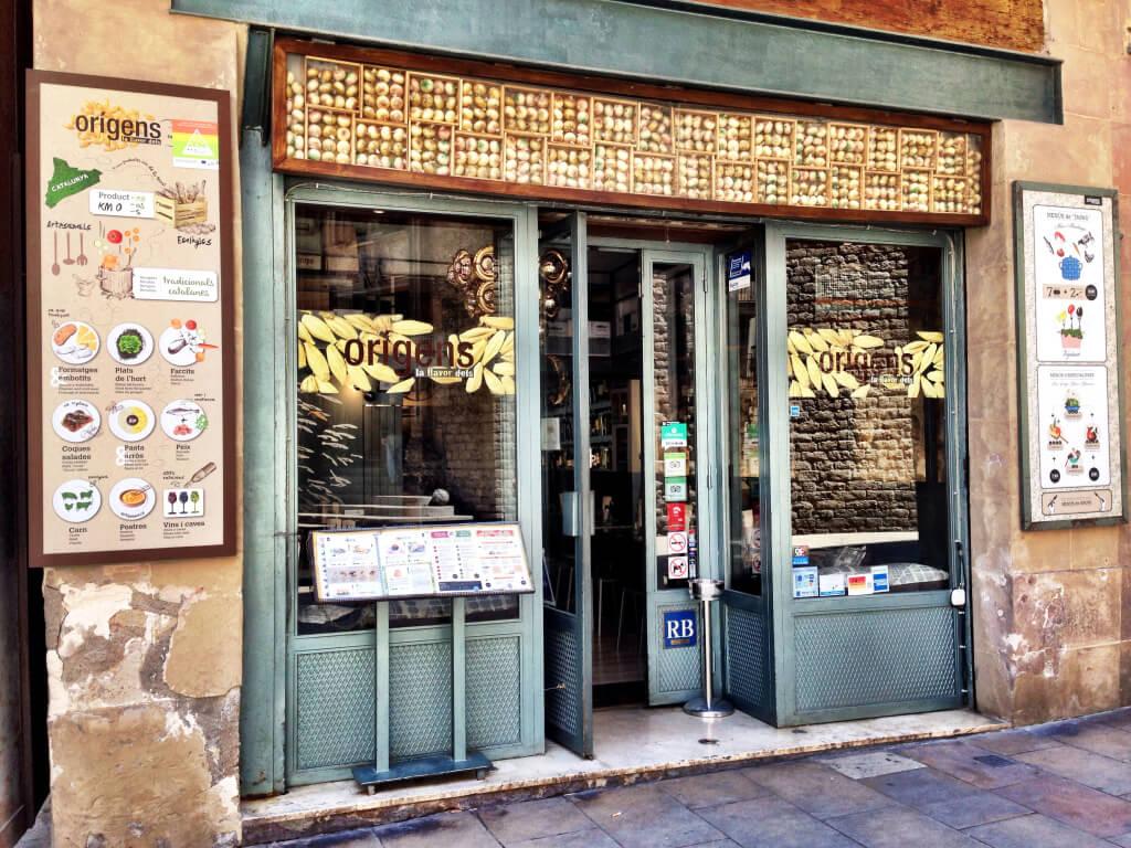 Barcelona Origens foto Cuecas na Cozinha1 1024x768 - Onde Comer em Barcelona