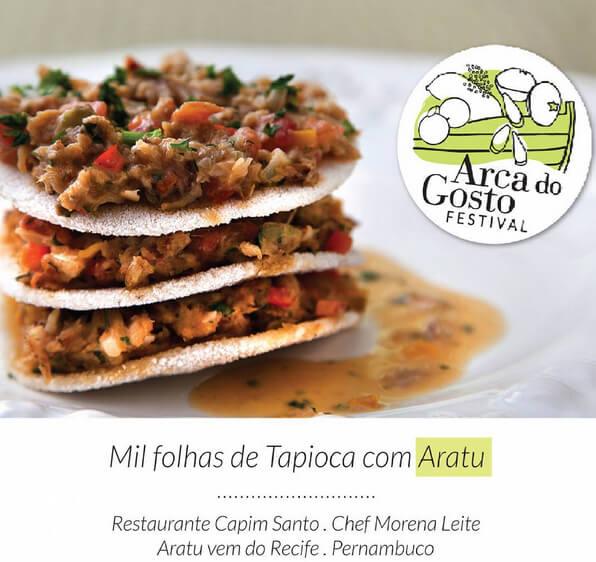 Festival Arca do Gosto_aratu