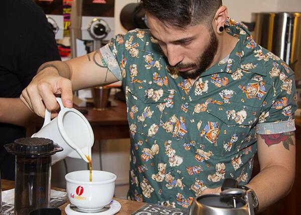 Drinks Gelados com Café_barista Dga_