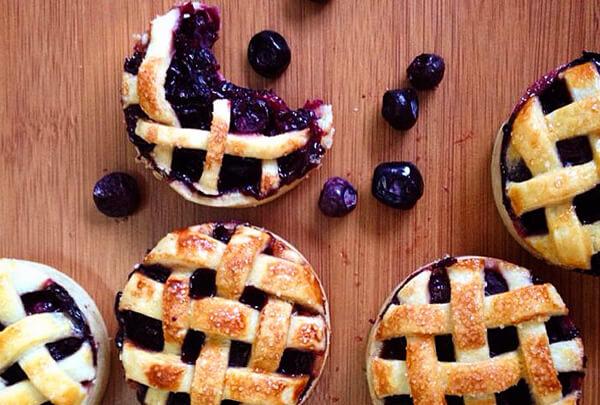 Torta de Blueberry_chef Lucas Corazza