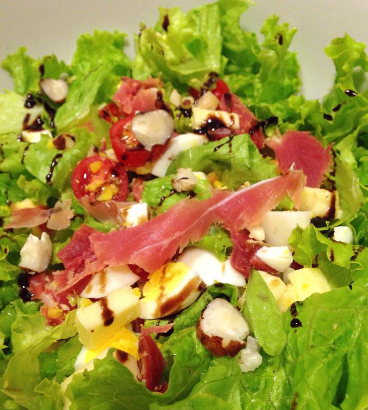 Salada Especial _foto Cuecas na Cozinha