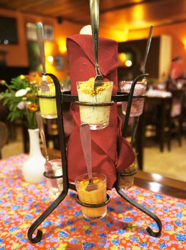 Restaurante Donna Pinha