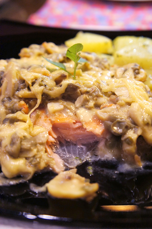 Restaurante Donna Pinha_truta salmonada_foto Cuecas na Cozinha