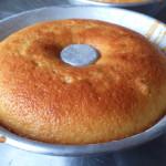 Bolo simples de baunilha _foto Cuecas na Cozinha_home