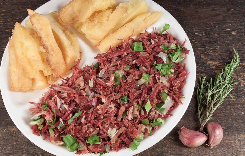 Comida di Buteco - Casa-do-Norte-Luizao_Carne-seca-baguncada-do-Parana_Sao-Paulo-2016