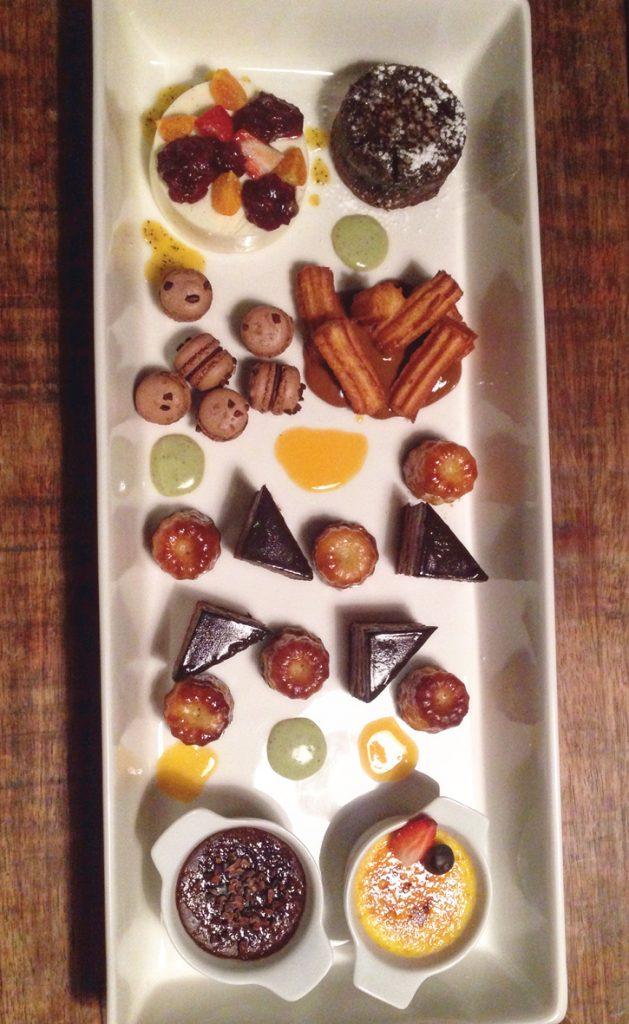 Restaurante Tereze _sobremesas_foto Cuecas na Cozinha