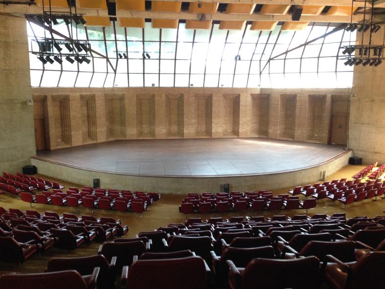 O que fazer em Campos do Jordão _Auditorio Claudio Santoro