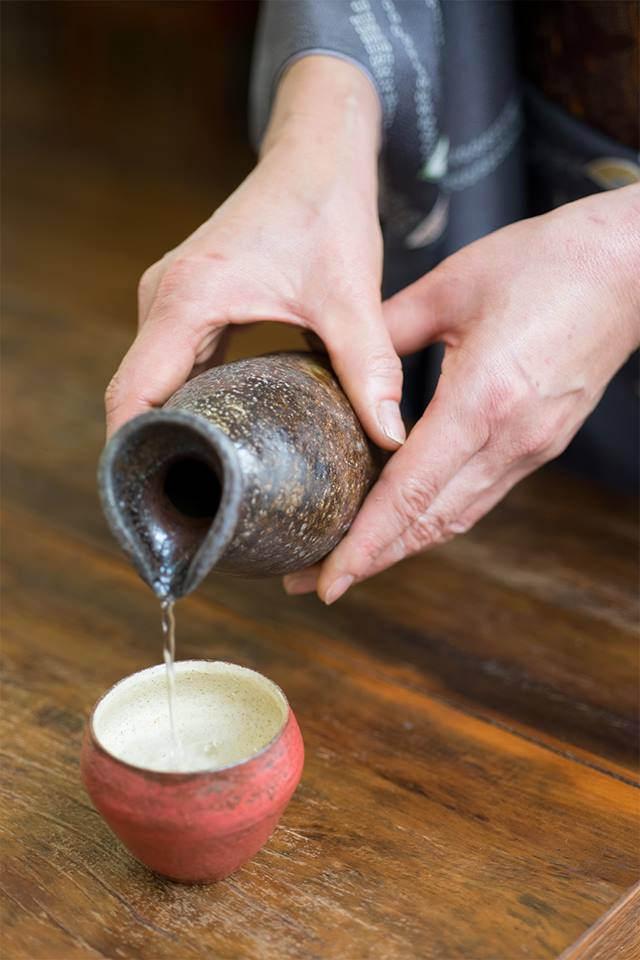 Bebidas típicas do Japão
