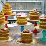 Como fazer um bolo perfeito _Naked Cake