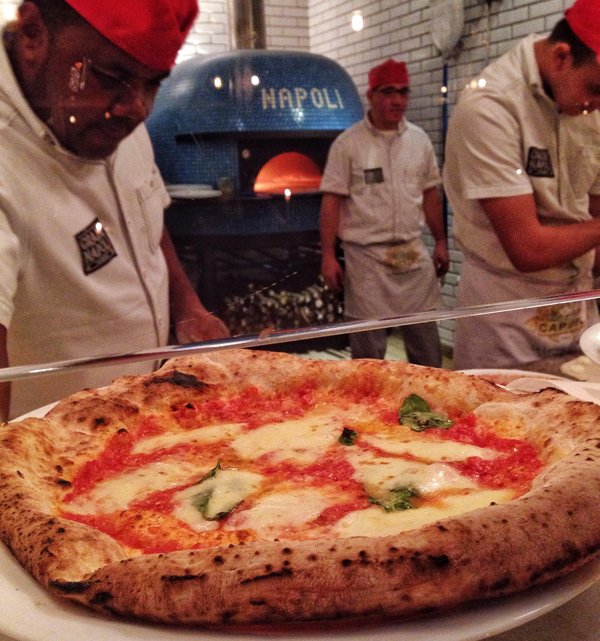 Grazie Napoli _foto Cuecas na Cozinha
