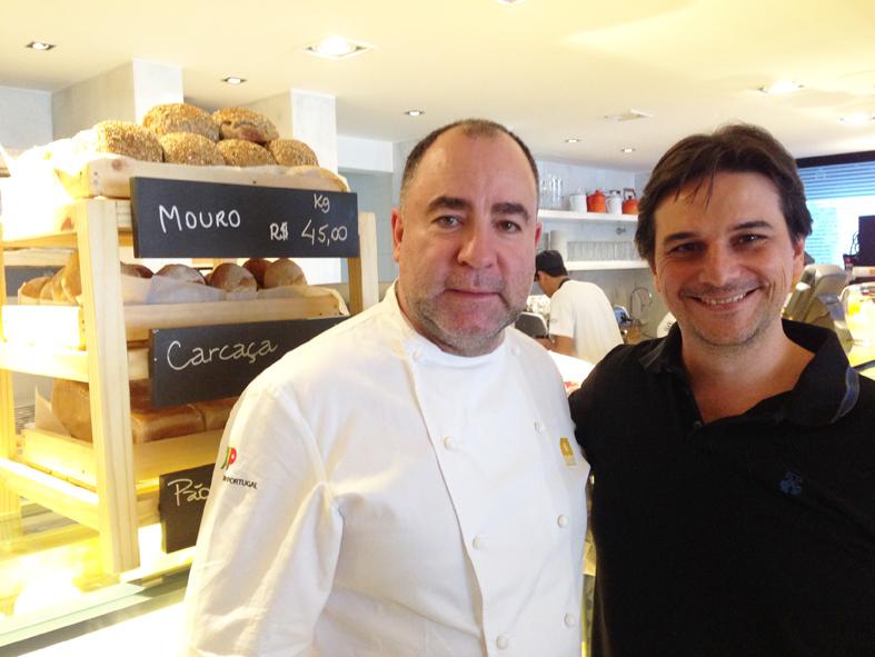 Padaria da Esquina _chef Vitor Sobral e Ale Guerra_Cuecas na Cozinha