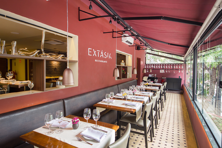 Extásia restaurante
