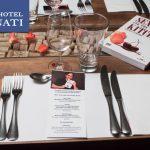 Jantar Sex and the Kitchen em Itatiaia